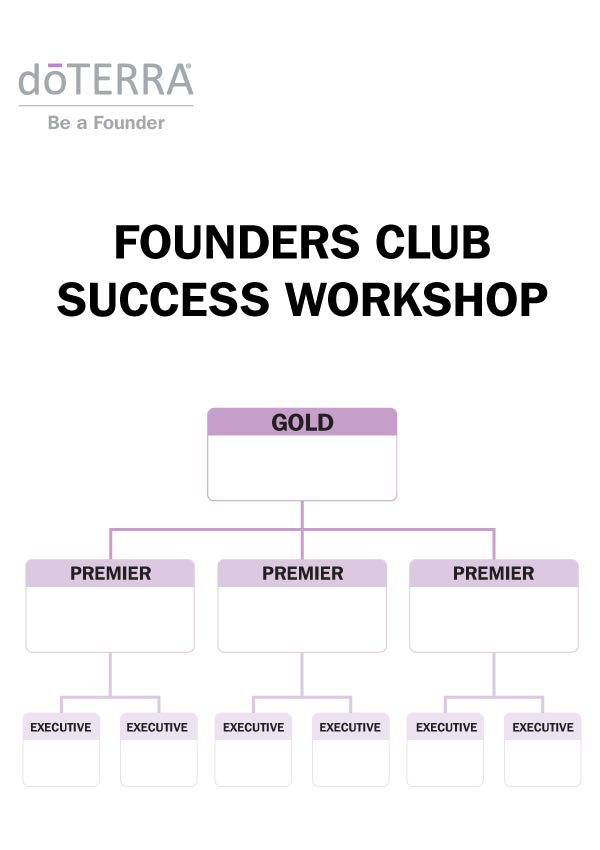 founders club goal sheet thumbnail image